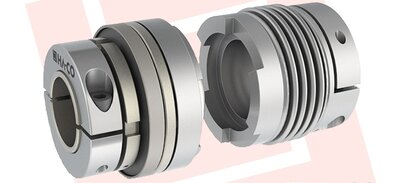 Sicherheitskupplung für direkte Antriebe FHW-F-SB HACO Safety couplings for direct drives FHW-F-SB