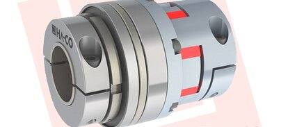 Sicherheitskupplung für direkte Antriebe FHW-F-SBK HACO Safety coupling for direct drives
