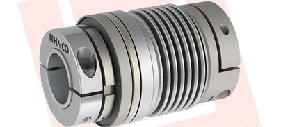 Sicherheitskupplung für direkte Antriebe FHW-F-BA HACO Safety coupling for direct drives FHW-F-BA